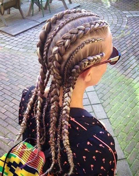 Cool Hairstyles With Braids by 21 Trendy Braided Hairstyles To Try This Summer Page 2