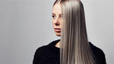 silver blonde hair color loreal paris