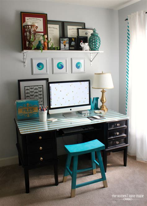 Office Desk Makeover Reveal  The Homes I Have Made. Kitchen Design Ideas Sinks. Garden Screening Ideas B Q. Shower Ideas With No Door. Kitchen Ideas Small House. Kitchen Ideas Dark Oak Cabinets. Creative Ideas On Pinterest. Kitchen Decorating Ideas With Roosters. Halloween Costume Ideas Jeans