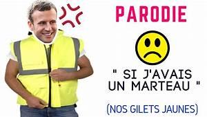 Gilets Jaunes Chanson : parodie gilet jaune youtube ~ Medecine-chirurgie-esthetiques.com Avis de Voitures