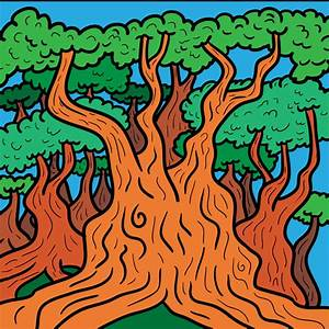 Drawing Ideas for Kids : How to Draw a Tree # 30 Drawing ...