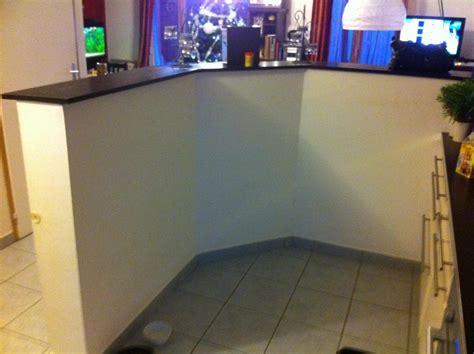 amenager un bar de cuisine aménager le bar d 39 une cuisine américaine