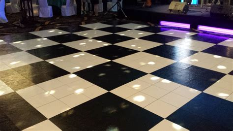 black and white floor l destination events black and white dance floor 15x15