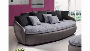 Couch Mit Breiter Sitzfläche : hjh office 713325 loungesofa aruba kunstleder 2 sitzer braun smash ~ Bigdaddyawards.com Haus und Dekorationen
