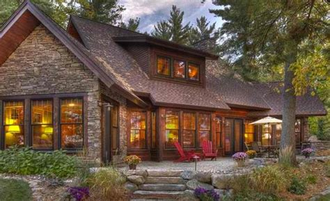 Home Design Lover : 20 Different Exterior Designs Of Country Homes