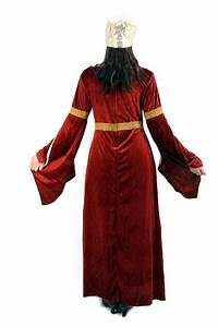 robe costume moyen age noble germanique gothique 42 m ebay With robe moyen age femme