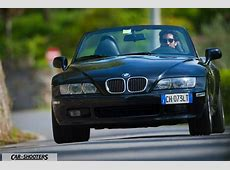 The beautiful BMW Z3 Roadster Photoshoot