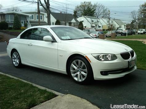 328i Lease by Bmw 328i Convertible Lease