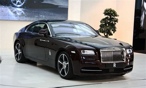"""Rolls-royce Wraith Giới Thiệu Gói Phụ Kiện đắt Hơn """"mẹc"""" C"""