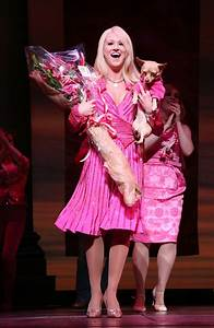 Bailey Hanks in Bailey Hanks Takes First Bow As Elle Woods ...