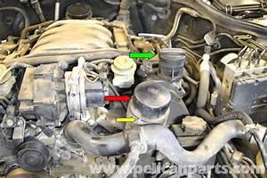 Mercedes-benz W203 Oil Change