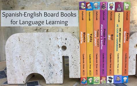 spanish english board books  language learners