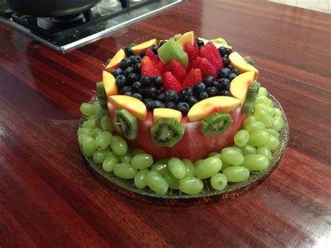 Check spelling or type a new query. The 25+ best Fruit birthday cake ideas on Pinterest ...