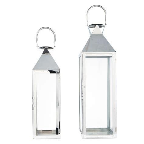 ensemble 2 lanternes heritage maisons du monde