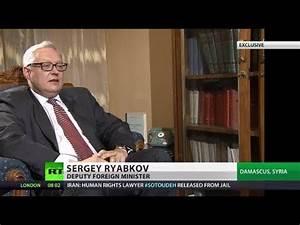 Russian Deputy FM: 'UN Inspectors Ignore Evidence on ...