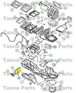 Ac Heater Defroster Door Dodge 2002 06 Ram 1500 2005 06