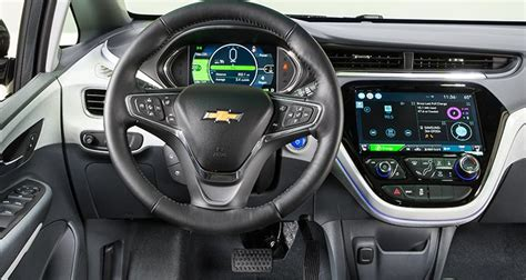 bold interieur the 2017 chevrolet bolt review and road test on electric