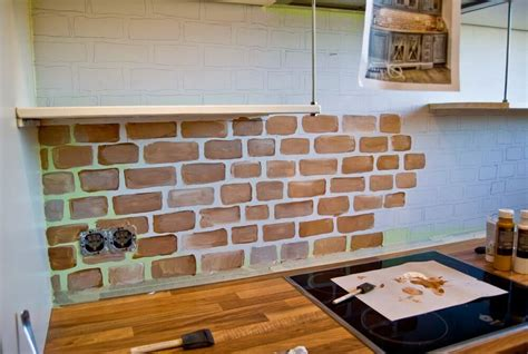 how to install backsplash in kitchen how to install brick tile backsplash cabinet hardware