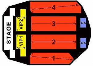Emerald Queen Casino Seating Chart Concerts Treexchange