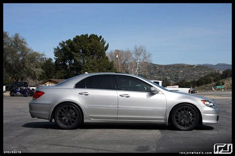 05 Acura Rl by Wheel Options For My Premium Pearl White Acura Rl 05