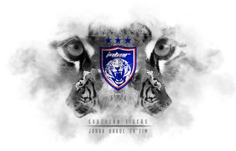 Johor Darul Takzim (jdt) Logo Wallpaper 10 By Thesyffl On