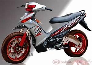 10 Modifikasi Keren Yamaha Vega Zr