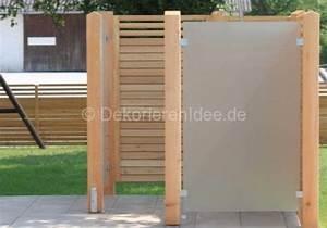 Müllbox Selber Bauen : sichtschutz f r m lltonne pergola perfekter sichtschutz ~ Lizthompson.info Haus und Dekorationen