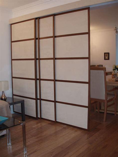 japanese room divider style   door panels