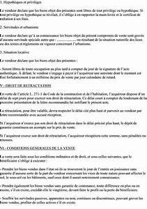 Délai Rétractation Compromis De Vente : mod le type lettre compromis de vente bien immobilier maison appartement ~ Gottalentnigeria.com Avis de Voitures