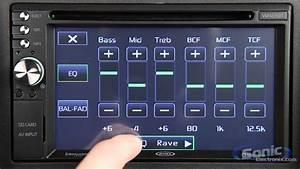 Jensen Vm9226bt In Dash 6 2 U0026quot  Touchscreen Car Stereo