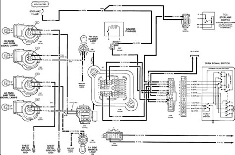 Gm Brake Switch Wiring Diagram by 91 Chevrolet Truck Brake Switch No Battery Power To Switch