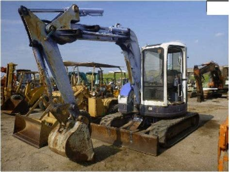 Mitsubishi Excavator by Mitsubishi Excavator Mm55sr N A Used For Sale