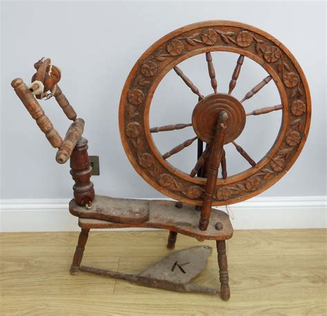 wooden spinning wheel plans  woodworking projects