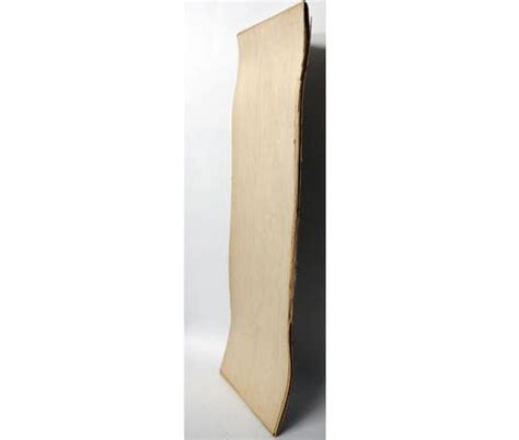 old school uncut blank 7 ply skateboard deck make your