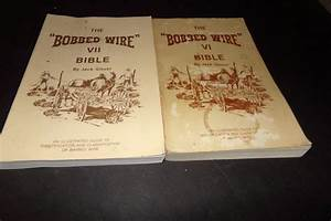Details About Lot 3 Vintage Barbed Wire Bible Books Signed
