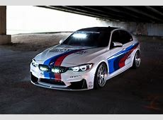 This F80 BMW M3 gets a nice wrap and performance accessories