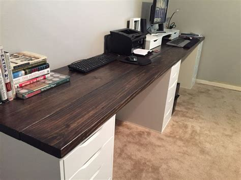 long wooden computer desk 535 best craft room ideas images on pinterest