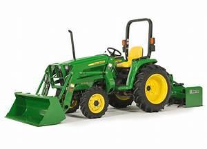 John Deere 3032e Compact Utility Tractor Maintenance Guide