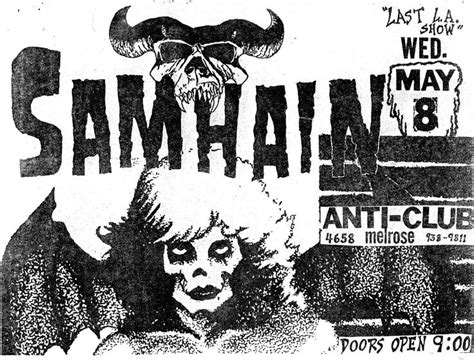 wulfyworld | Samhain danzig, Danzig misfits, Misfits