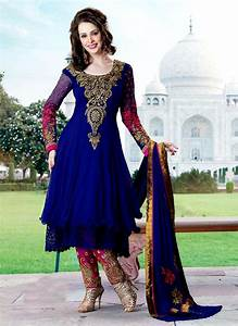 Fashion and Styles: New Anarkali Suits Collection | Indian ...
