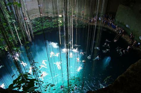 forget amazing cenote underground