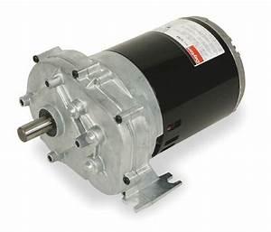 1  4 Hp 30 Rpm 115v Dayton Ac Parallel Phase Gear Motor