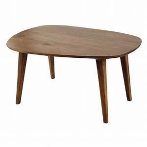 Table Maison Du Monde : table basse vintage en manguier l 108 cm janeiro maisons du monde ~ Teatrodelosmanantiales.com Idées de Décoration