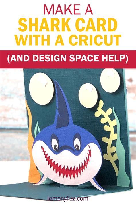 baby shark   design space tutorial  card