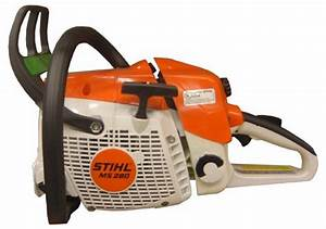 Stihl Ms 280 Service Workshop Manual