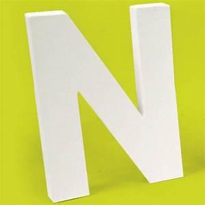 Lettre En Carton À Peindre : lettre en carton n lettre en carton 20 cm creavea ~ Nature-et-papiers.com Idées de Décoration
