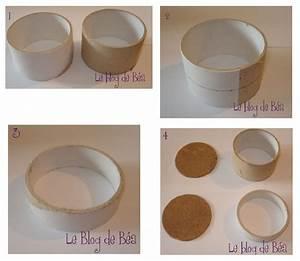 Fabriquer Une Boite En Carton Avec Couvercle : diy boite fraisier le blog de b a ~ Melissatoandfro.com Idées de Décoration