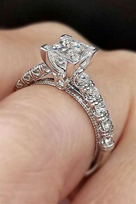 loved princess cut engagement rings