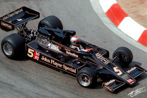 Andretti 1978 Monaco Lotus 78  Love Cars & Motorcycles