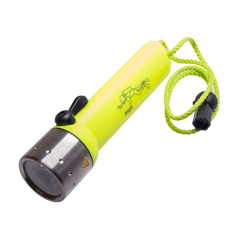 Dive Torch by Ledlenser D14 2 Led Diving Torch